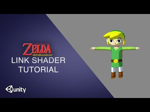 Wind Waker inspired shader I did in CG  Code in comments