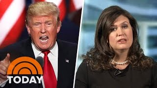 Sarah Huckabee Sanders: Donald Trump 'Firmly Believes' President Obama Tapped His Phone | TODAY