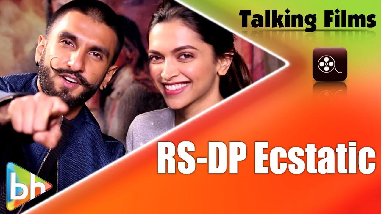 Ranveer Singh-Deepika Padukone Ecstatic With Response To 'Bajirao Mastani' Promos