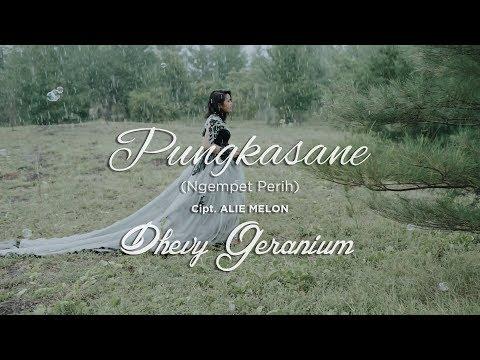 PUNGKASANE OFFICIAL VIDEO - Dhevy Geranium