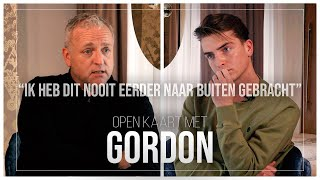 GORDON EMOTIONEEL over DE OVERVAL, BEKENDE HETERO'S in BED & zijn VERSLAVING