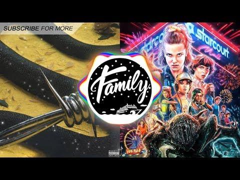 Rockstar Things (Mashup) - Post Malone Ft. 21 Savage & Stranger Things (C418 Remix)