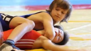 Kids wrestling 2017