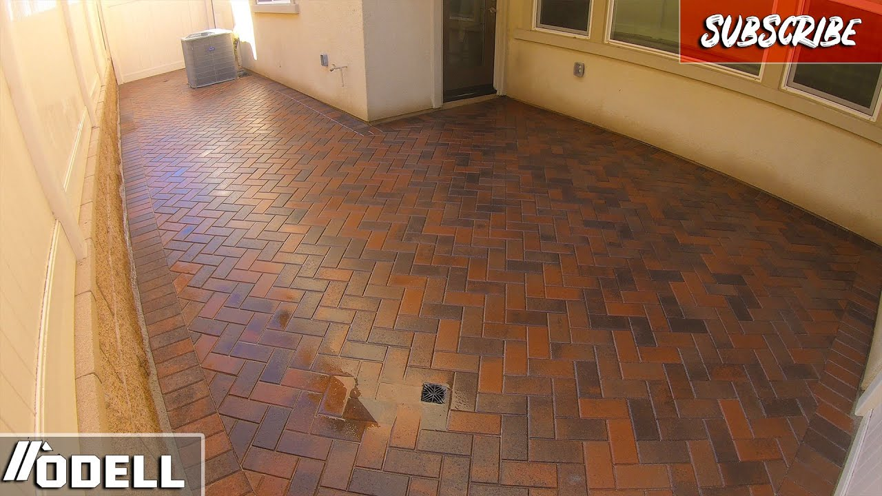 How to Lay and Install a Paver Patio Complete Process