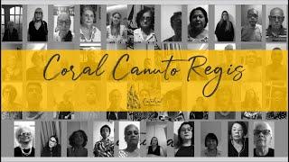 Coral Canuto Régis | Deus ao Mundo Amou - Jo 3.16 | 04 04 2021
