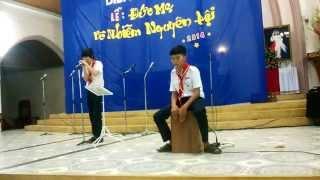Hòa Tấu Dâng Mẹ - TNTT Gx.Thanh Điền