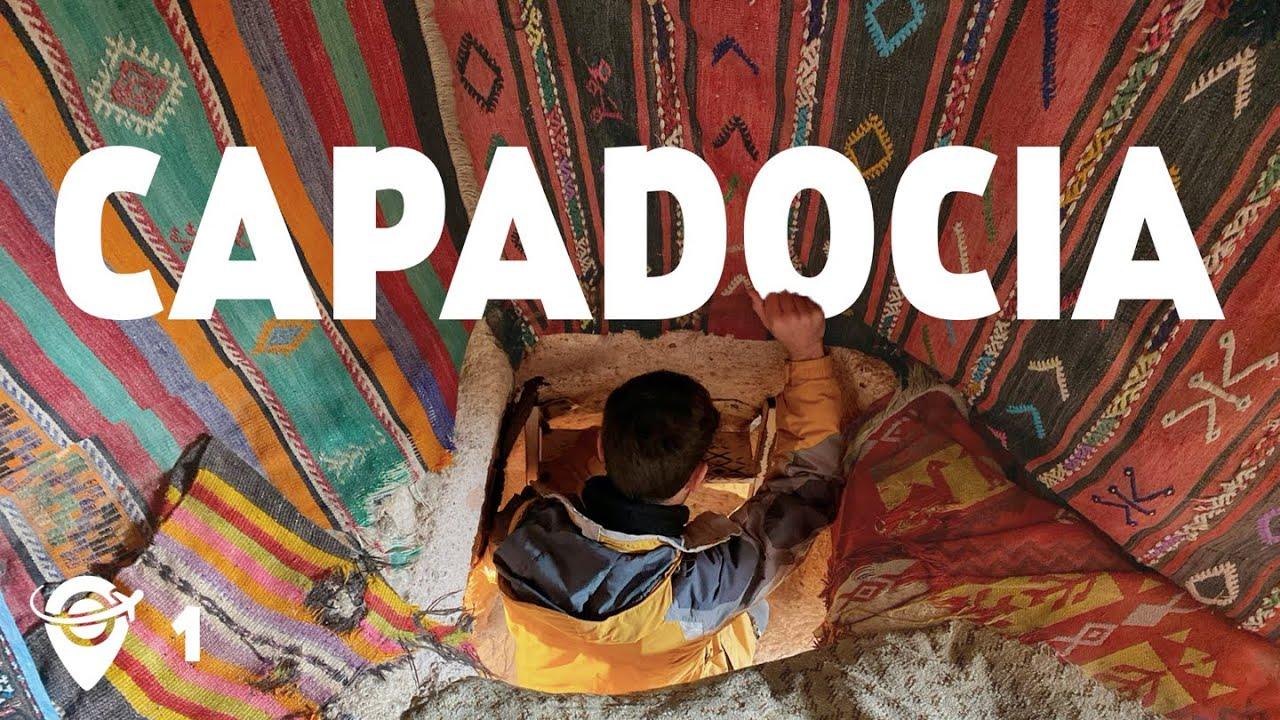 CAPADOCIA PARTE 1: House tour de una casa-roca y mucho más | vdeviajar.com