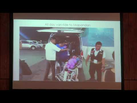2017 Mission to the Philippines by Pastor Joshua Plohocky