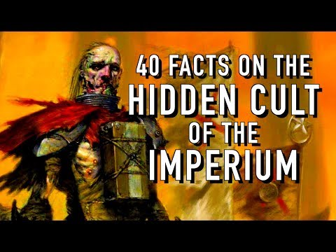 40 Facts and Lore on the Hidden Cult in Imperium Warhammer 40K