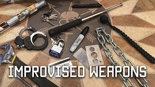 Improvised weapons | Tactical Rifleman