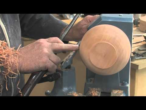 How to Turn a Basic Bowl-Part I