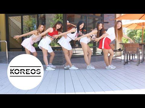 [Koreos] Red Velvet 레드벨벳 - Red Flavor 빨간맛 Dance Cover 댄스커버
