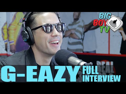 "G-Eazy on His New Album ""When It's Dark Out"", Memes, And More! (Full Interview) 