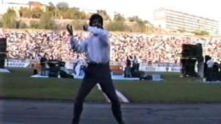 Harout Pamboukjian in Yerevan - Live concert 1989