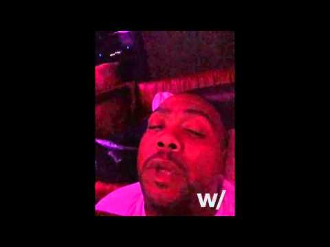 w/Timbaland Takes a Break on Tour to Chat w/Fans