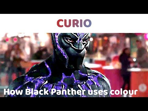 Born To The Purple, Or How Black Panther Uses Costume Colours [Curio Mini-Essay 8]