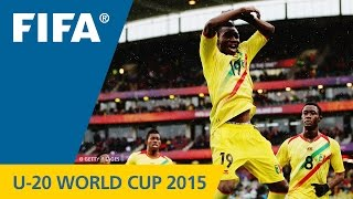 Senegal v. Mali - Match Highlights FIFA U-20 World Cup New Zealand 2015