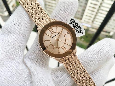 Anne Klein AK/2208RGRG Watch - Đồng Hồ Nữ Giá Rẻ