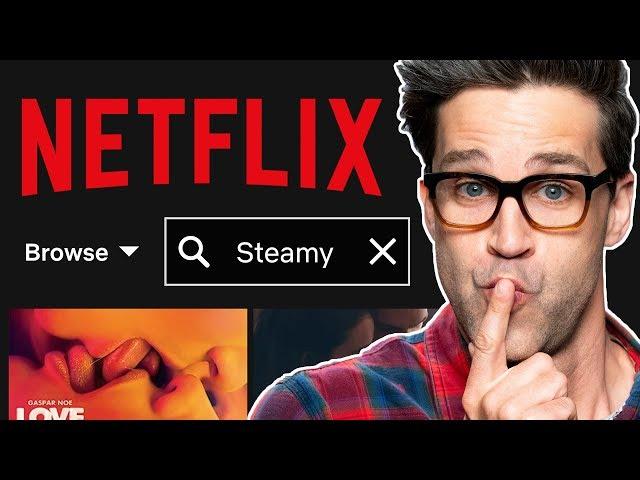 Steamy Netflix Movies (GAME)