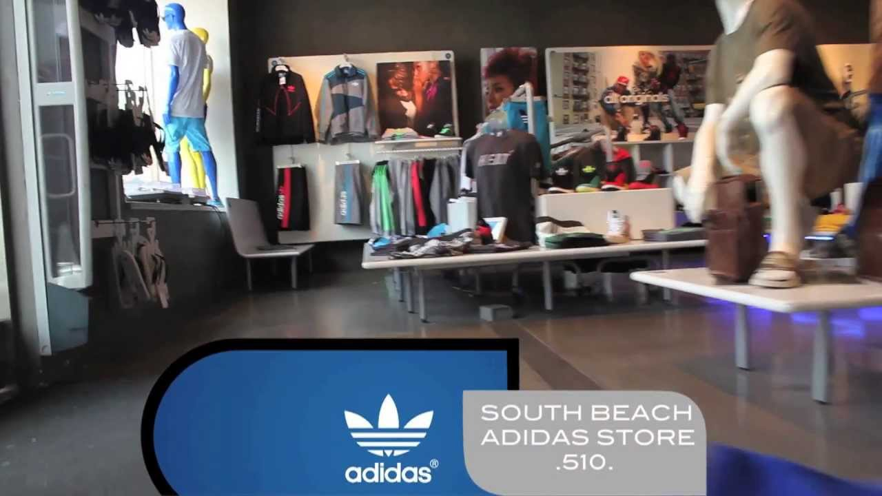 adidas miami beach store hours