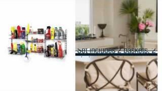 Garage Organizer Systems- Garage Organizers & Wall Storage Systems Garage Tool Organizer - Digg.flv