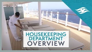 Housekeeping Department Overview - Disney Cruise Line Jobs