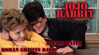 DP/30: Jojo Rabbit, Roman Griffin Davis, Archie Yates