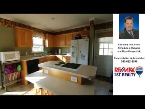 485 Marquise Drive, Troutville, VA Presented by Damon Gettier & Associates.