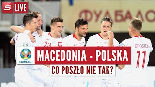 Live po meczu Macedonia Płn. - Polska / Mateusz Święcicki i Michał Gąsiorowski