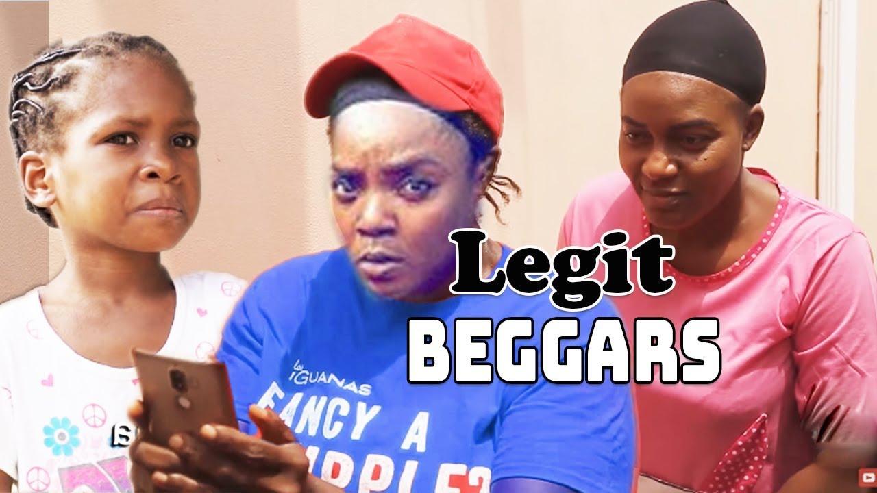 Download Legit Beggars Complete Season 1&2 - Latest Nollywood Movies, Aunty Success & Queen Nwokoye
