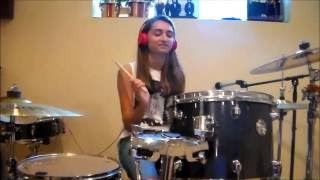 All In My Head (Flex) by Fifth Harmony ft. Fetty Wap Drum Cover #727Series
