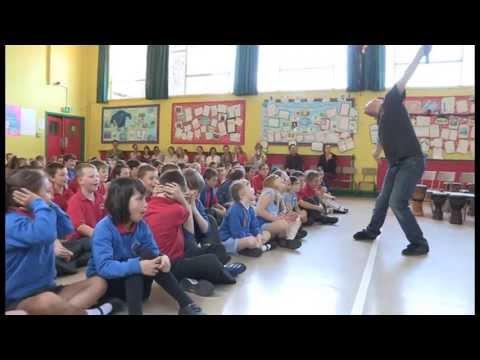 NorthEast Peace3 - Integration Workshop in Ballymena Primary School