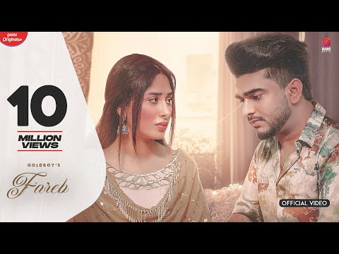 Fareb (Offical Video) Goldboy Ft Mahira Sharma | Jaskaran Riar|Latest Punjabi Songs 2020 | BangMusic