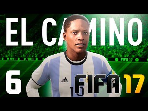 EL TRASPASO DEL AÑO!! FIFA 17 El Trayecto CAPITULO 6 - ALEX HUNTER