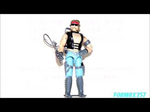 1985 Torch (Dreadnok) G.I. Joe review