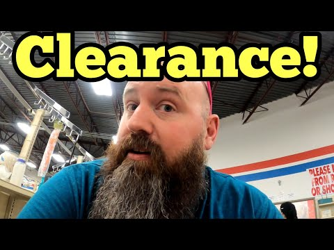 NEW Dollar General Clearance UPC List | DG Penny Shopping In Store | 50% Off Thrift Store Haul