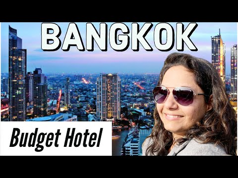 Bangkok Budget Hotel I Luxurious, Cheap And Best I Thailand