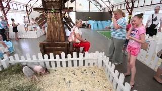 Первый контактный зоопарк в Москве