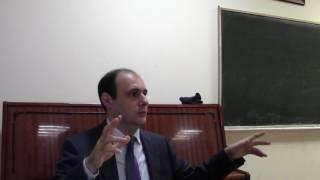 Давид Бекназарян   лекция об истории ААЦ и ответы на вопросы часть 3
