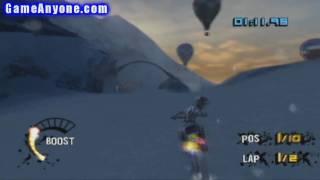 Motorstorm: Arctic Edge - PS2 - 25 - On The Edge