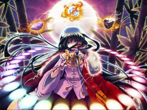 IN Stage 6 Boss (B) - Kaguya Houraisan's Theme - Flight of the Bamboo Cutter ~ Lunatic Princess
