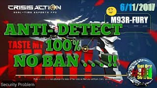 NEW Code Crisis Action√Anti detected  √1 hit all weapon  √high fly.