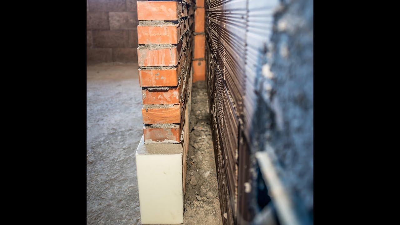 Isolare Parete Interna A Nord isolamento pareti edifici con intercapedine