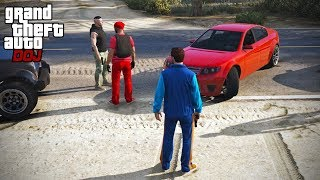 GTA 5 Roleplay - DOJ 416 - Criminal Activity (Part 2)