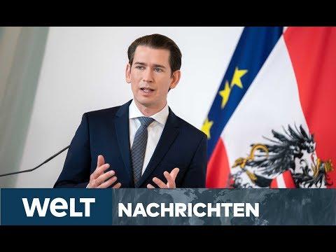 CORONAVIRUS-KRISE: Österreich lockert