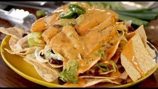 Grilled Chicken Nachos - Grill This With Nathan Lippy