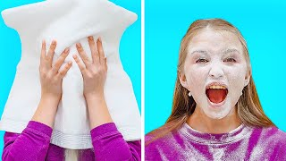 GENIUS YET FUNNY PRANKS AND TRICKS || Awesome DIY Hacks by 123 GO! GOLD