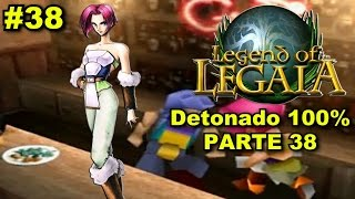 Detonado 100% de Legend of Legaia (PS1) - Parte 38 - Pimps São Maus !!