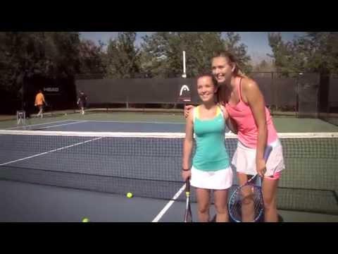 HEAD Upgrade your Game - Meet & Greet with Maria Sharapova