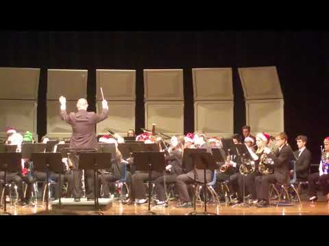 Minor Alterations by David Lovrien: Lewis Palmer High School Wind Ensemble